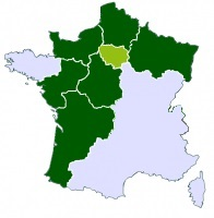 Art Antenne Region CarteFranceRegion